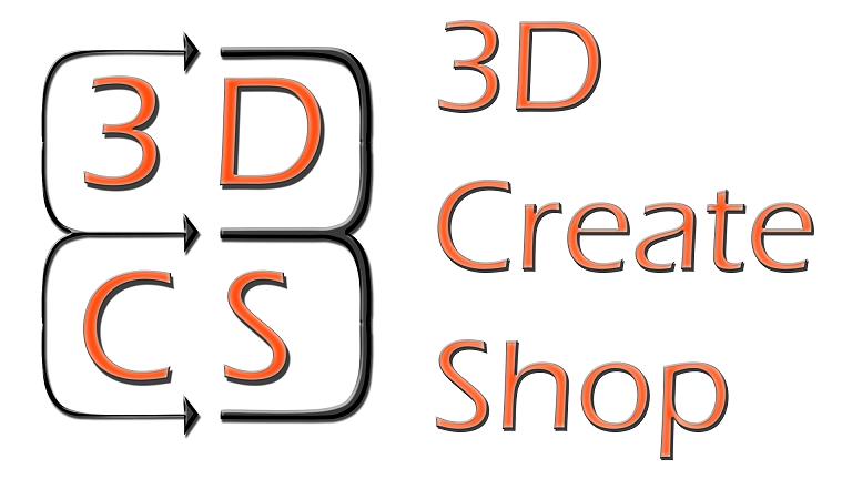 3D Create Shop